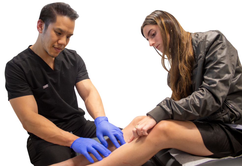 Where Can I Find a Good Vein Clinic for Sclerotherapy Near Houston?